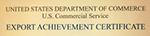Export Achievement Award