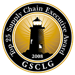 Top 25 Supply Chain Executive Award