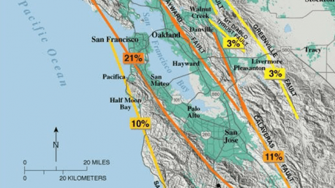 How Could Silicon Valley Survive a Mega 8.2 Quake?