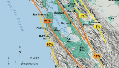 How Could Silicon Valley Survive a Mega 8.2 Quake?