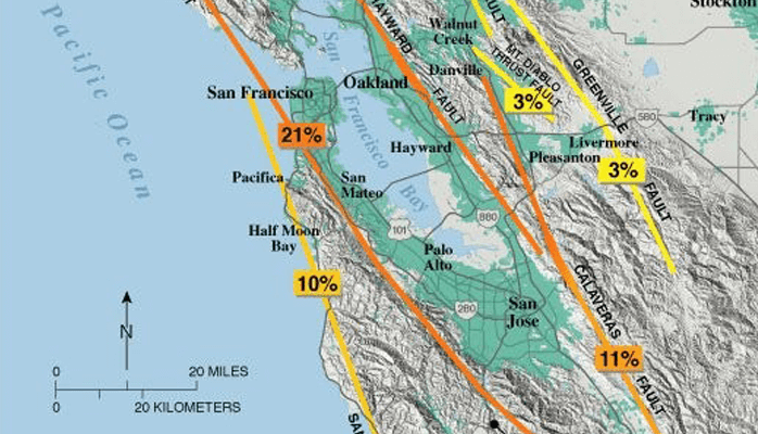 How Could Silicon Valley Survive a Mega 8 2 Quake? - global